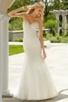 image of mori lee vantage collection wedding dress style 6744