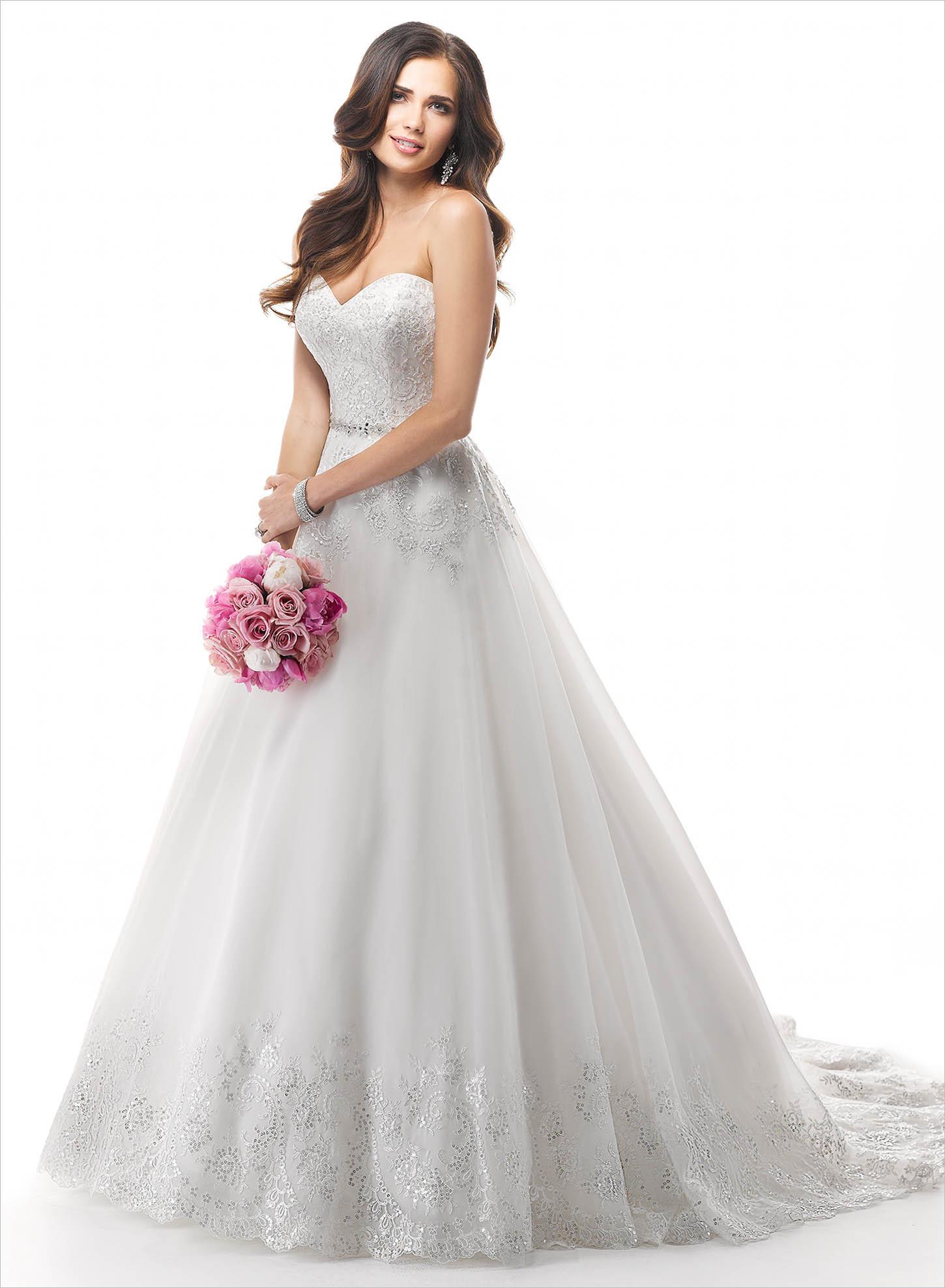 maggie sottero zendaya catrinas bridal