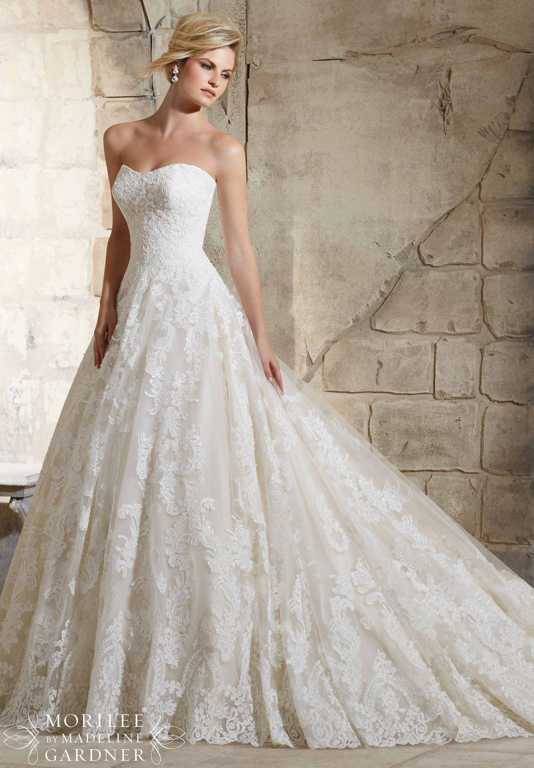 All Mori Lee Wedding Dresses - Wedding Guest Dresses