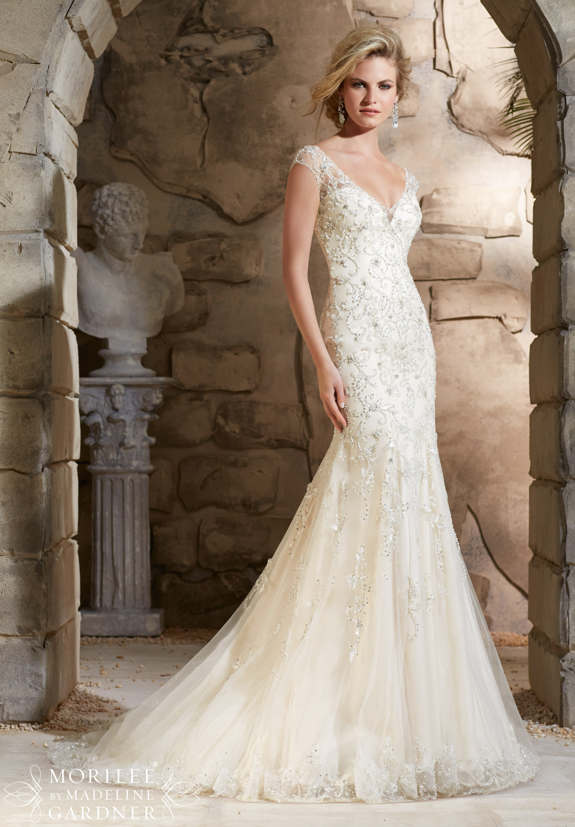Wedding Dresses For Over 55 : Mori lee catrinas bridal