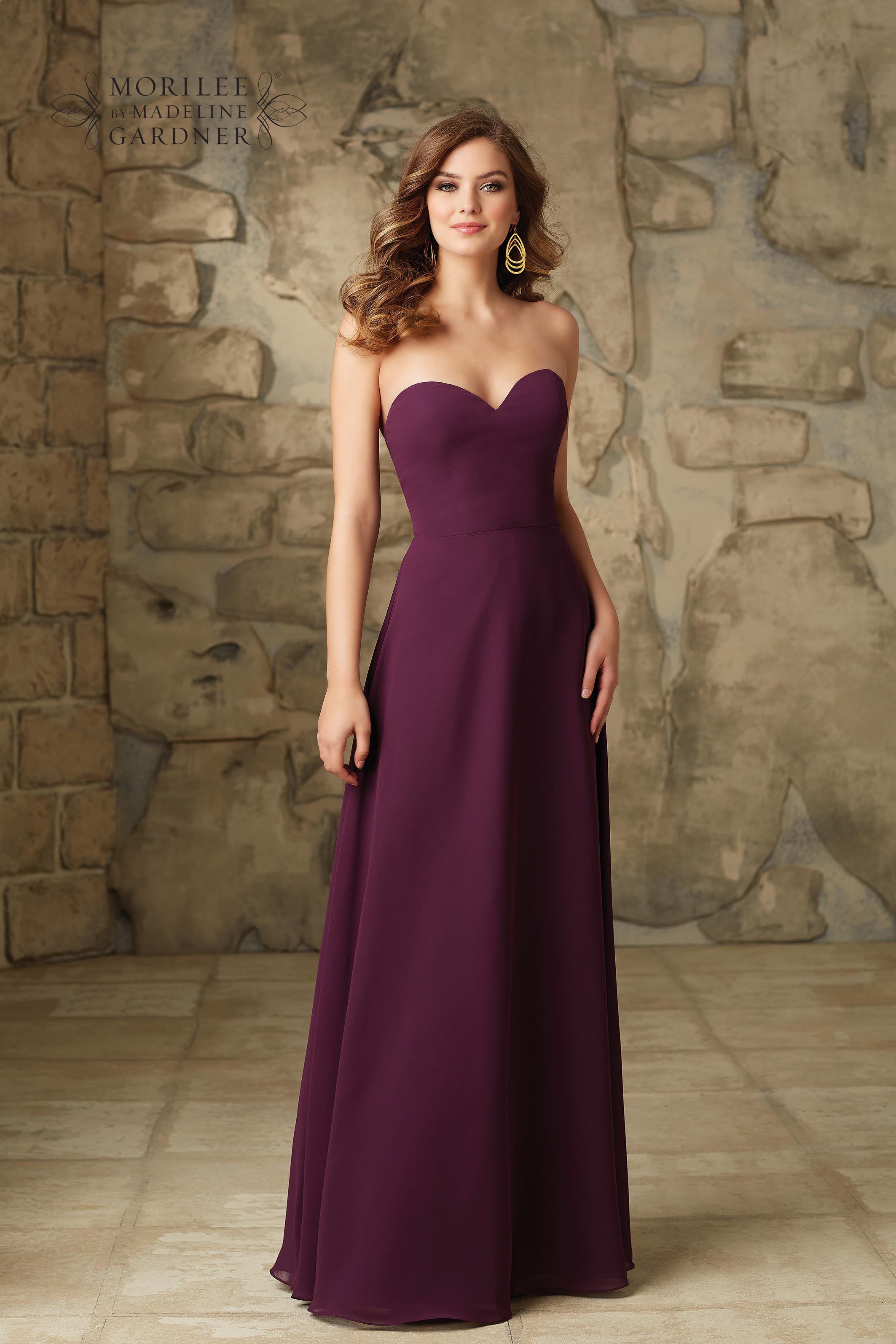 Mori Lee Bridesmaid Dress 101 Catrinas Bridal