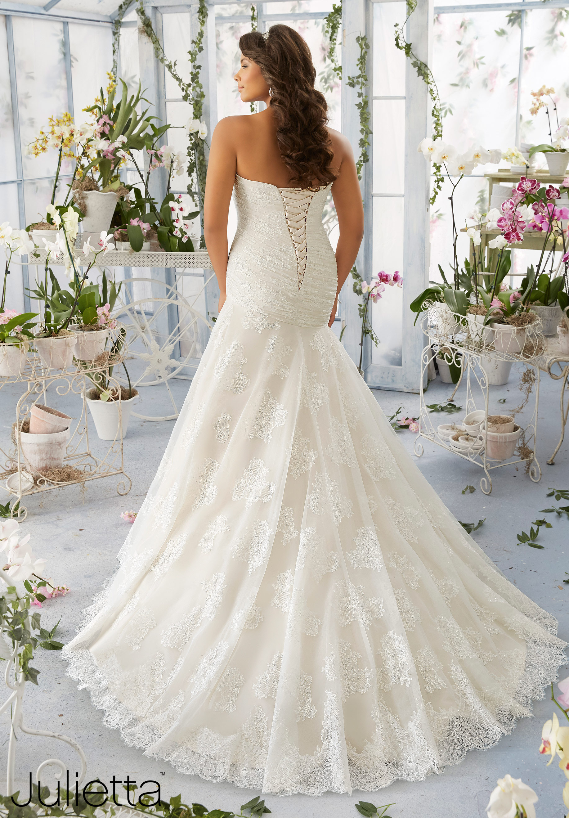 Mori lee wedding dress julietta 3191 catrinas bridal for Mori lee wedding dresses