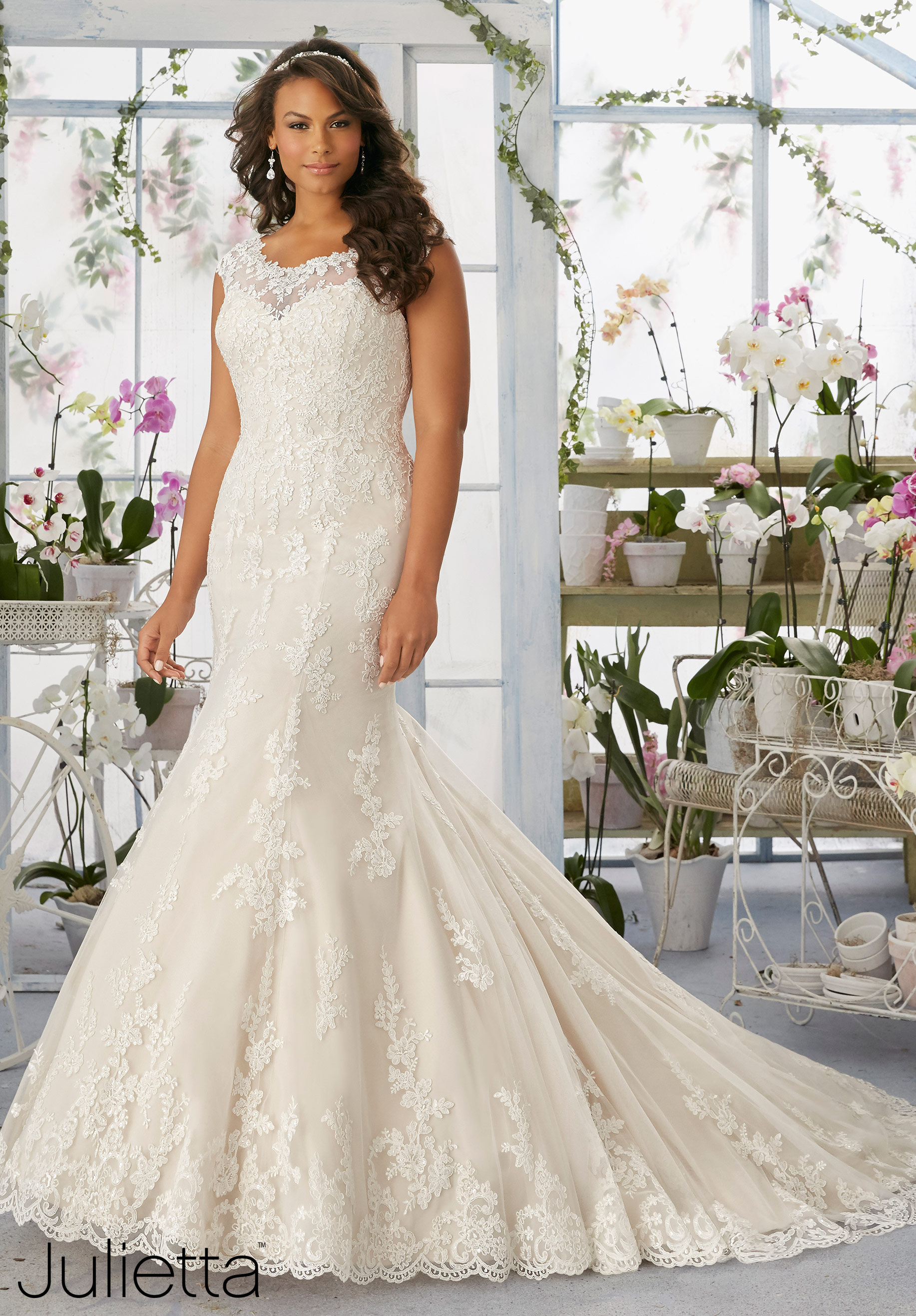 Mori Lee Wedding Dress Julietta 3194 Catrinas Bridal