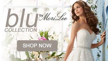 blu collection by mori lee at catrina's bridalwear