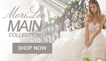 Mori Lee Main Collection available at Catrina's Bridalwear