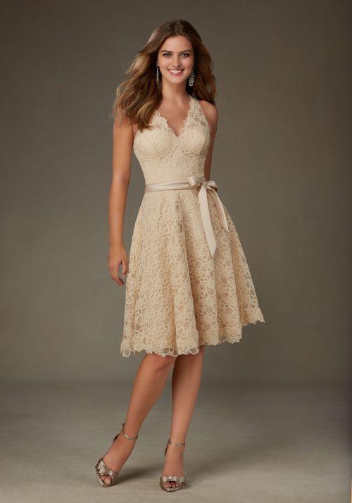 Mori lee 31075 bridesmaid dress