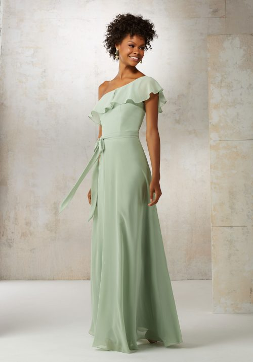 Mori lee 21503 bridesmaid dress