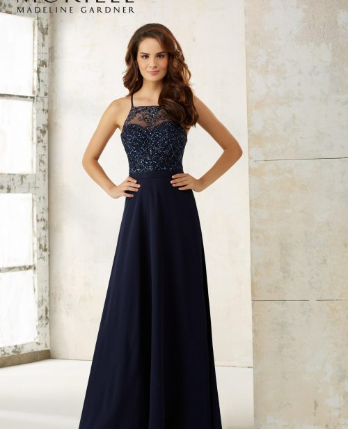 Mori lee 21506 bridesmaid dress