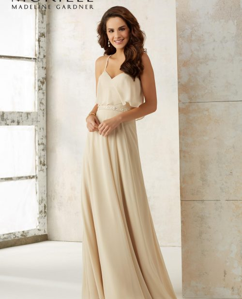 Mori lee 21507 bridesmaid dress