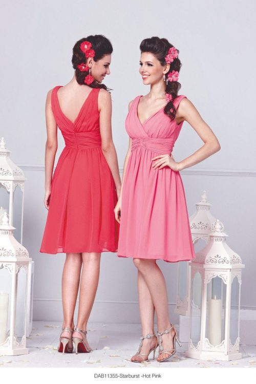 D'Zage DAB11355 Bridesmaid dress