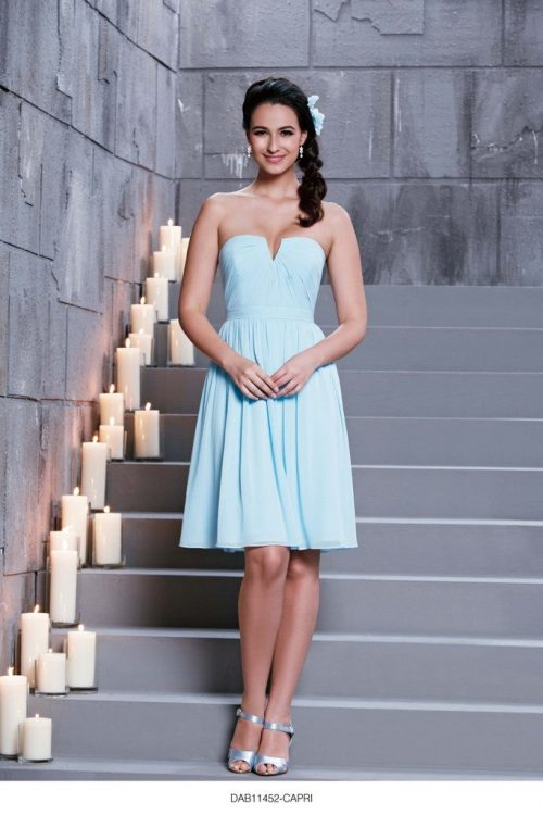 D'Zage DAB11452 Bridesmaid dress