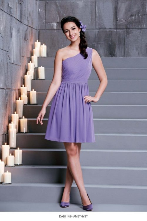 D'Zage DAB11454 Bridesmaid dress