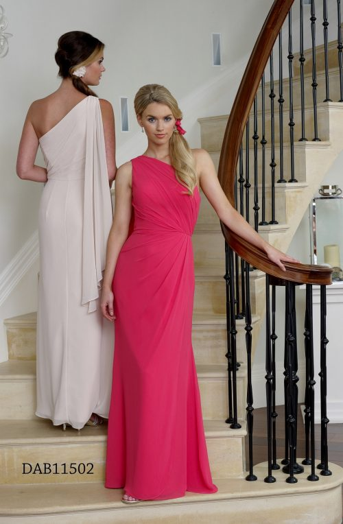D'Zage DAB11502 Bridesmaid dress