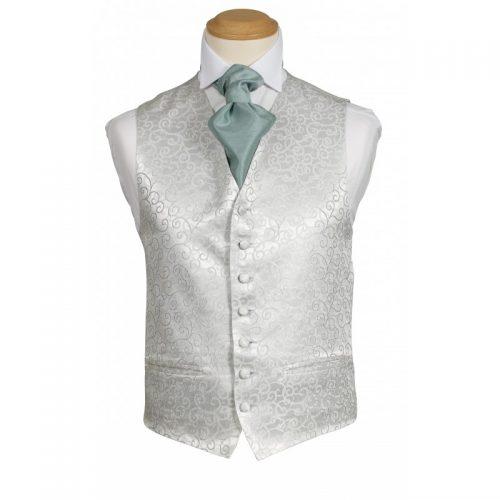 Keighley Silver Waistcoat