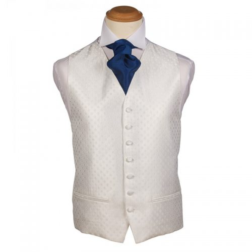 Mayfair Ivory Waistcoat