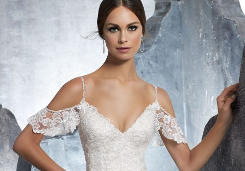 Mori lee 5601 Keira Wedding Dress