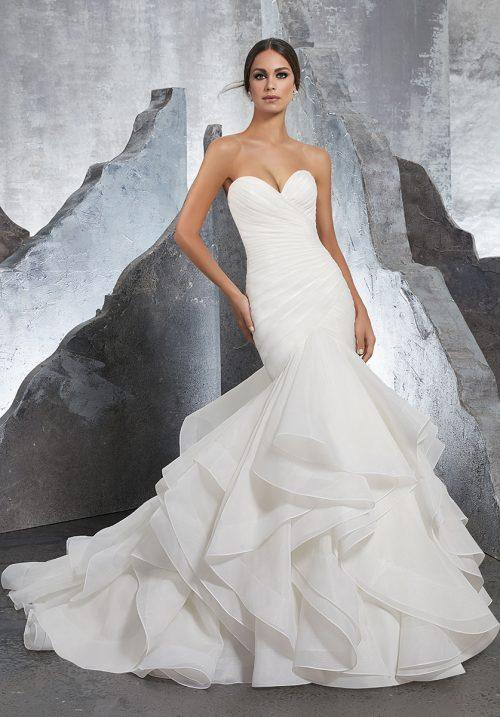 Mori lee 5604 Karina Wedding Dress