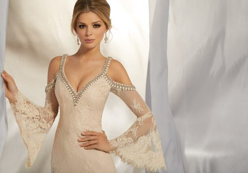 Mori lee 6865 Marion Wedding Dress