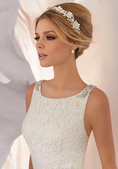 Mori lee 6866 Mona Wedding Dress