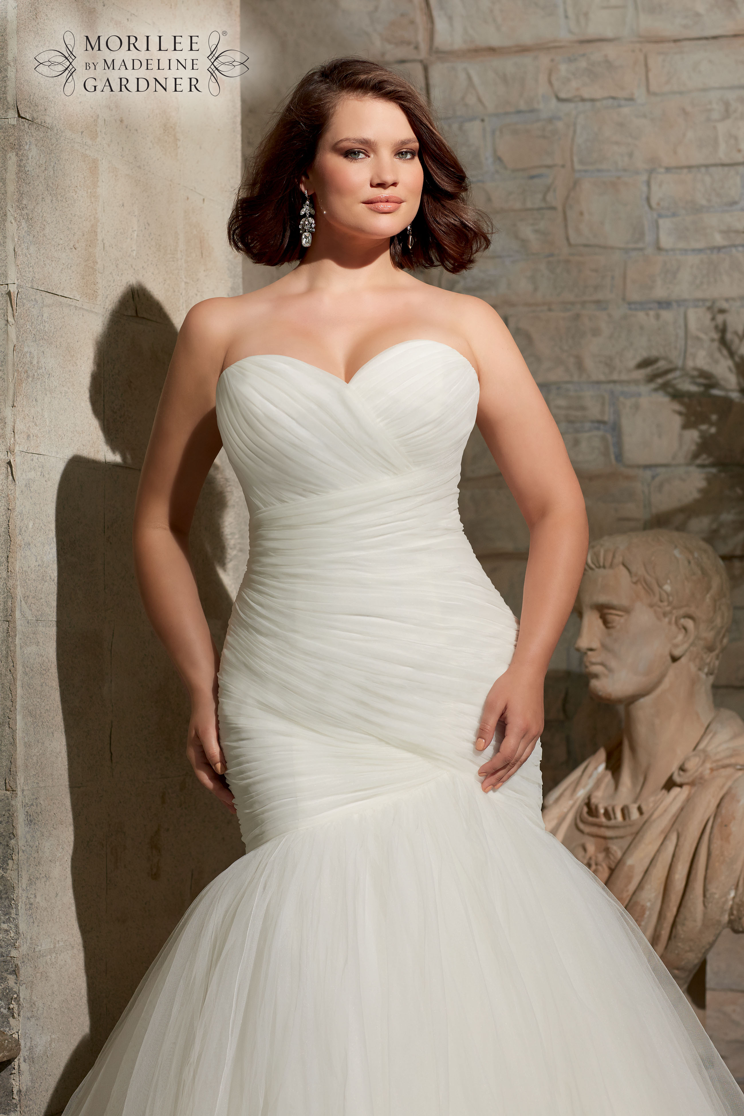 product category curvy brides