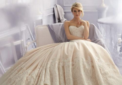 Morilee Style 2674 Wedding Dress