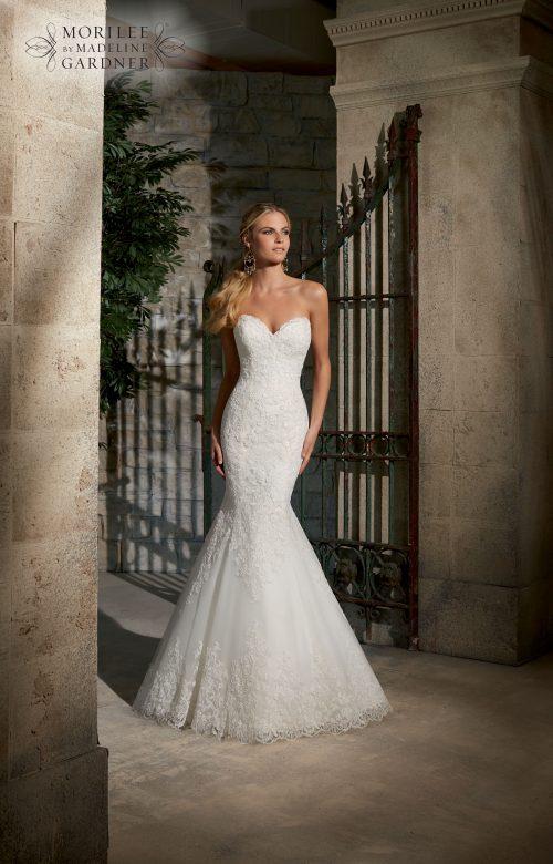 Mori lee 2713 wedding dress