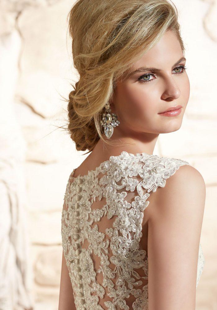 Mori lee 2785 wedding dress
