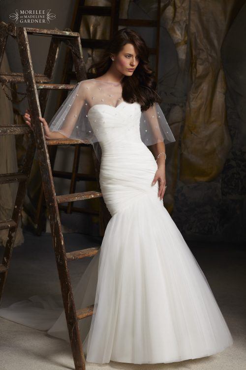 Mori lee 5108 wedding dress