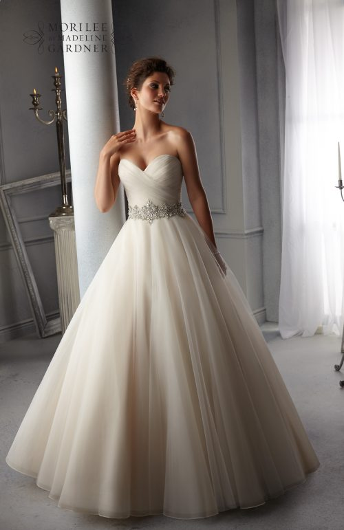 Mori lee 5276 wedding dress