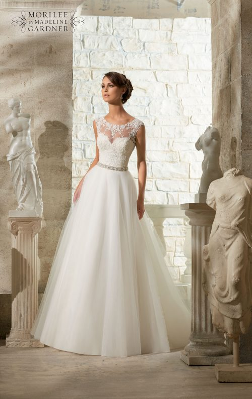 Mori lee 5315 wedding dress