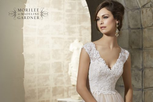 Mori lee 5368 wedding dress