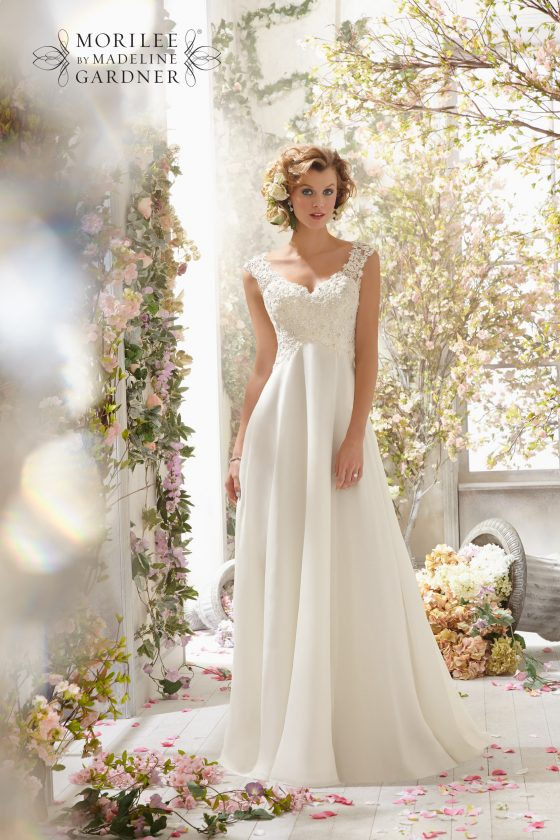 Mori lee 6778 Wedding Dress