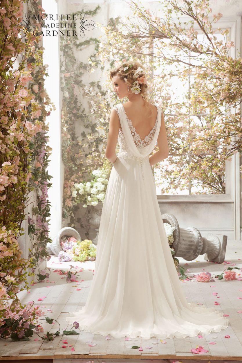 Mori lee 6778 Wedding Dress