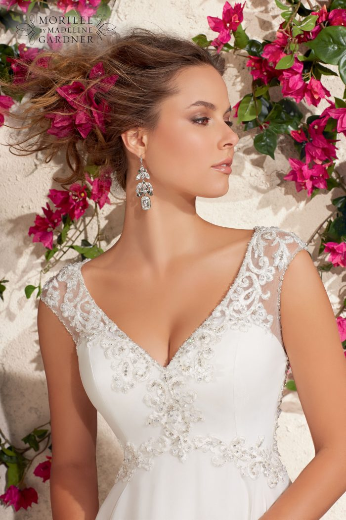 Mori lee 6792 Wedding Dress