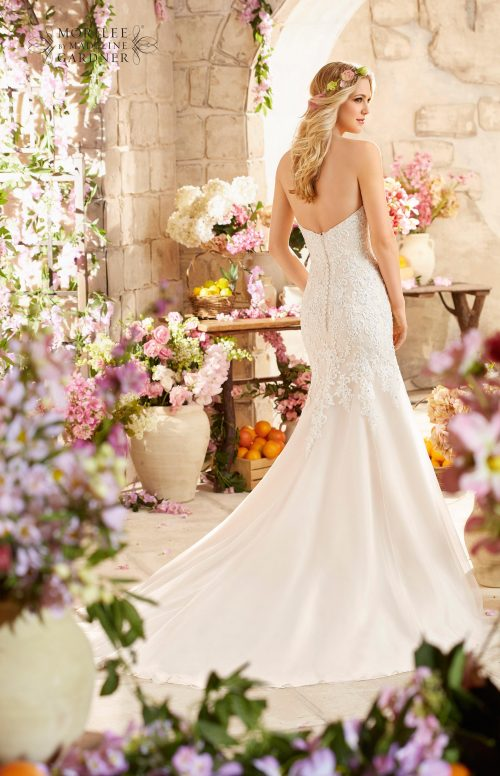 Mori lee 6807 wedding dress
