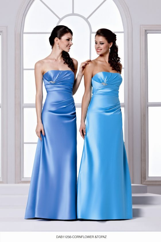 D'Zage DAB 11256 bridesmaid dress