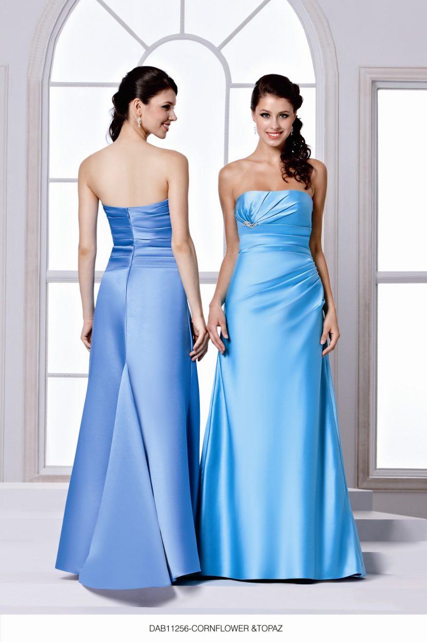 D'Zage DAB 11256 bridesmaid dress