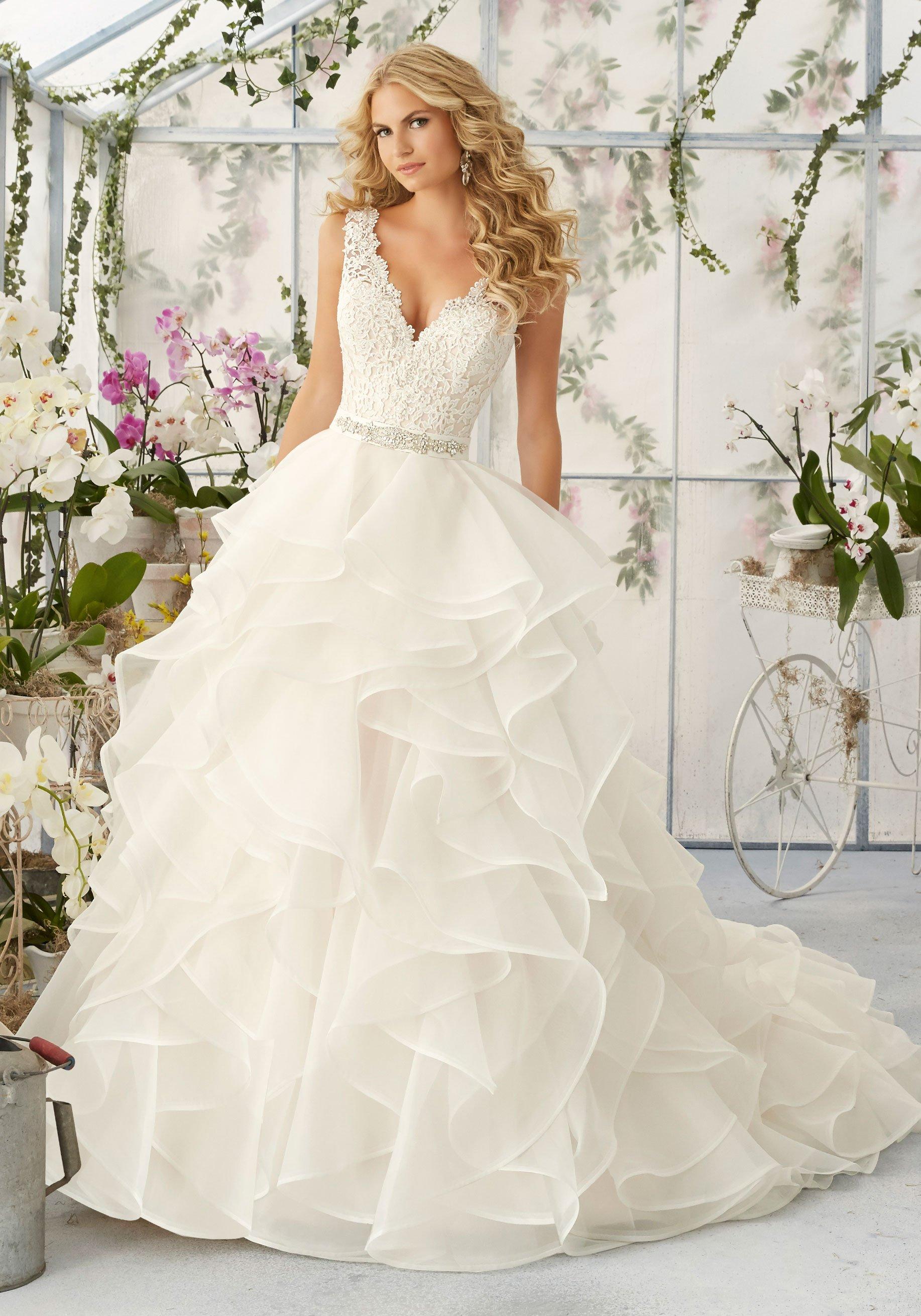a35713a7a7f7 Mori lee 2805 wedding dress - Catrinas Bridal