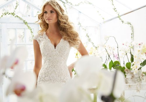 Mori lee 2806 wedding dress