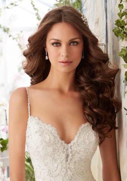 Mori lee 5415 wedding dress