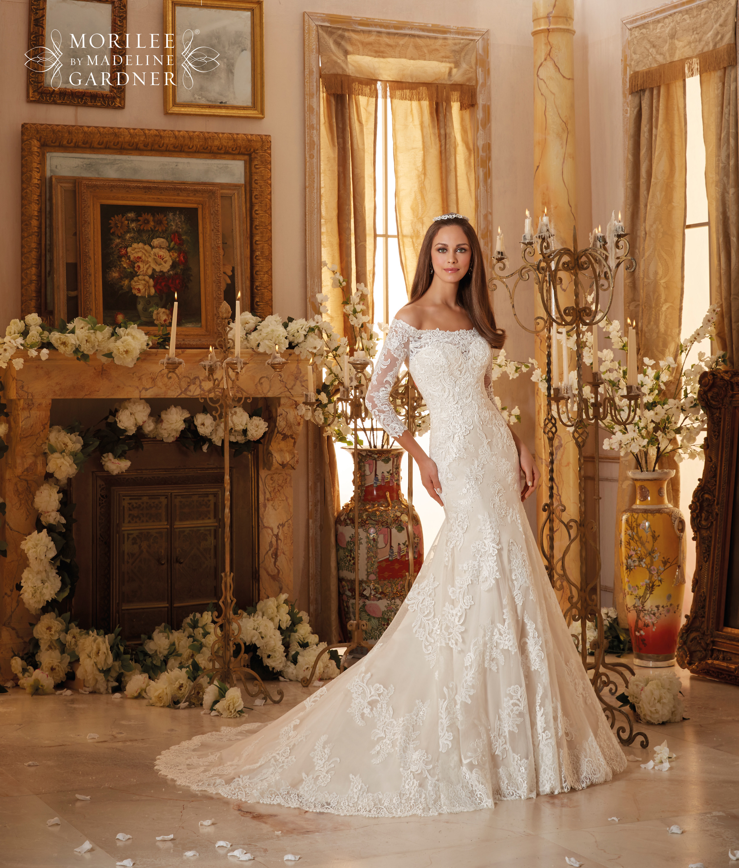 Mori Lee Wedding Gowns: Mori Lee 5477 Wedding Dress