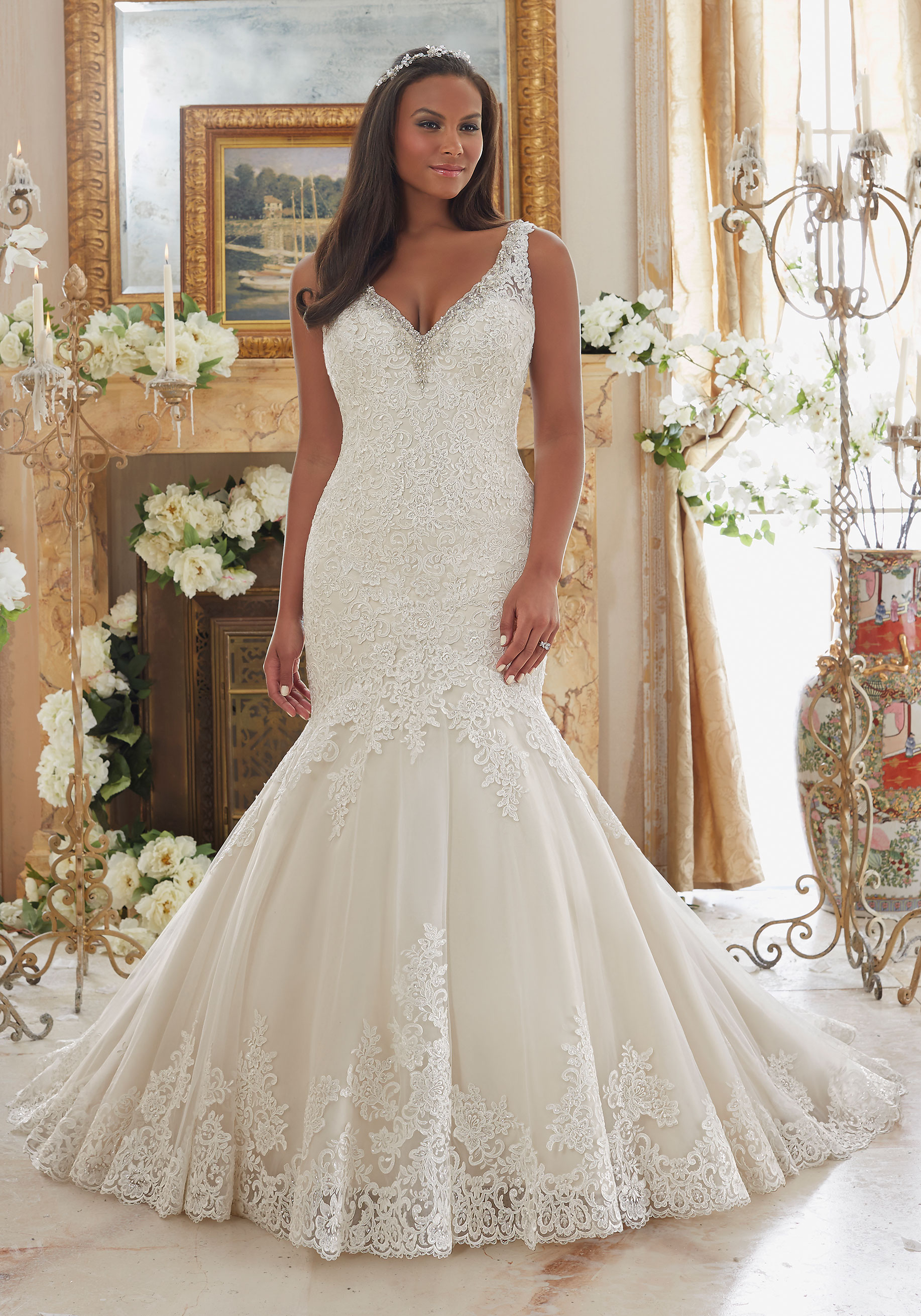 15f5efed9d Mori lee 3204 wedding dress - Catrinas Bridal