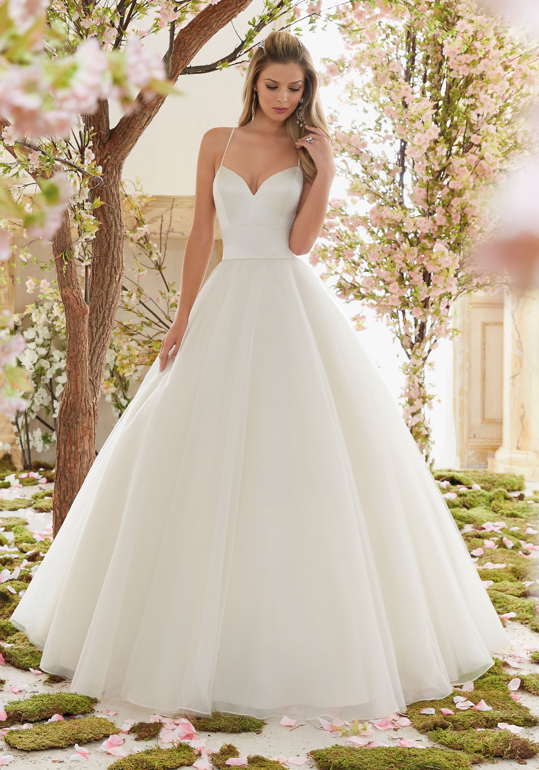 Mori Lee Ball Gown Wedding Dresses