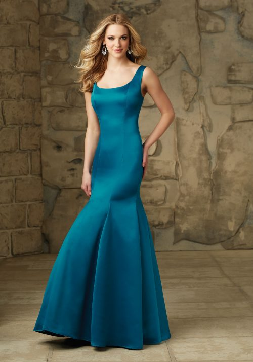 Mori lee 104 bridesmaid dress