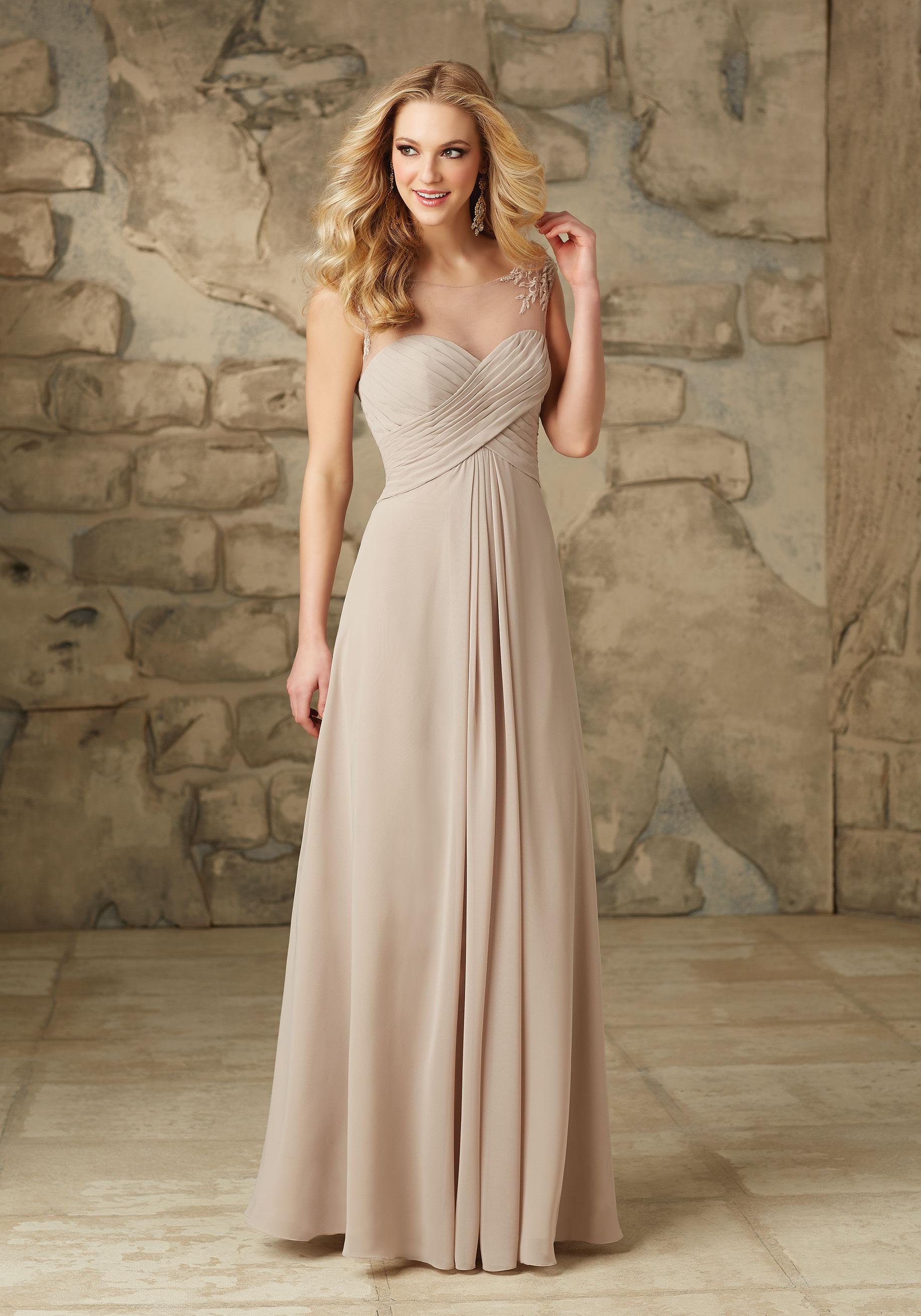 0f9f831a984a3 Mori lee 106 bridesmaid dress - Catrinas Bridal