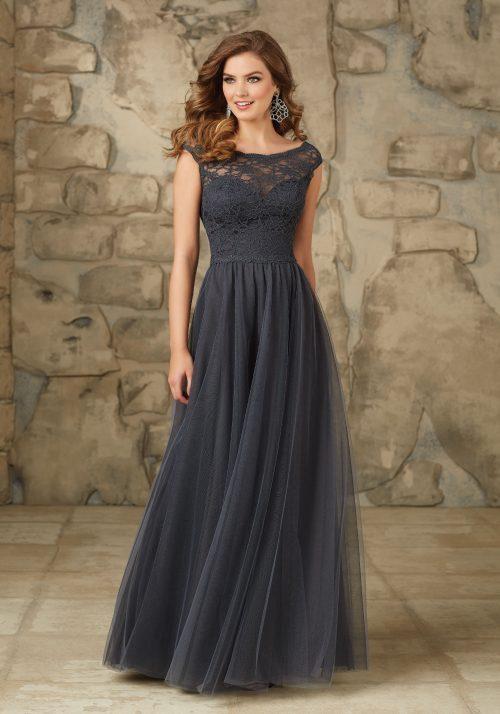 Mori lee 111 bridesmaid dress