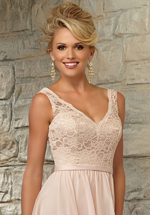 Mori lee 31054 bridesmaid dress