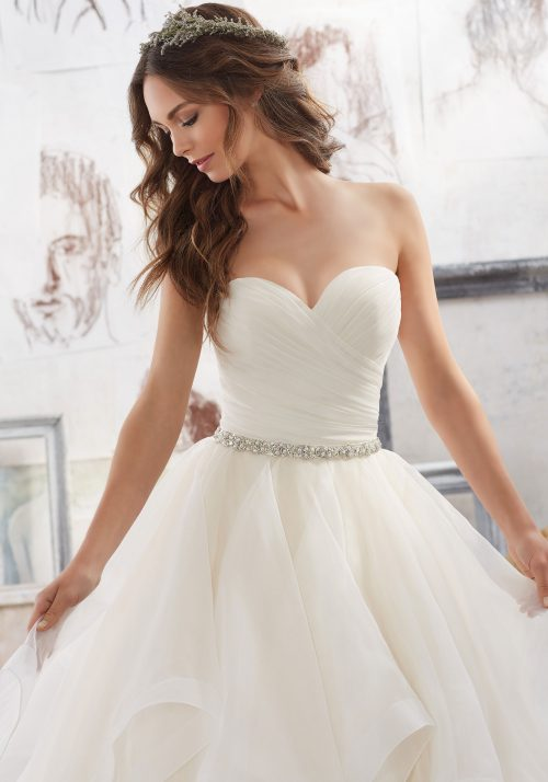 Mori lee 5504 Marissa wedding dress