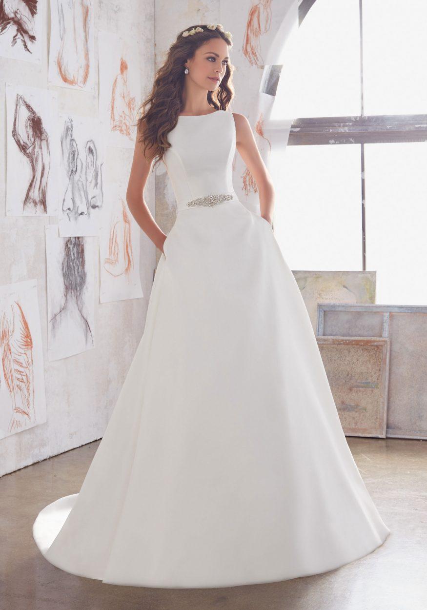 Mori Lee 5516 Maxine Wedding Dress