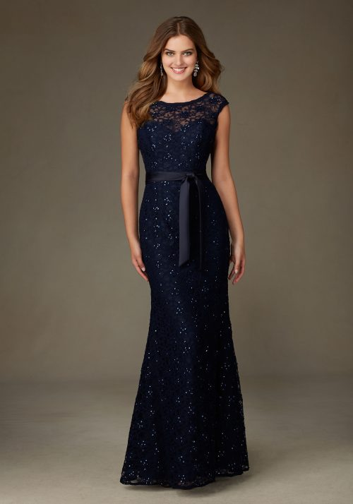 Mori lee 121 bridesmaid dress
